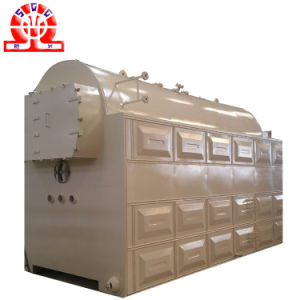 Best Price Water and Fire Tube Sawdust Burning Boiler pictures & photos