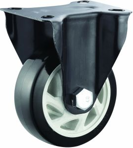 4/5 Inch PVC Brake Caster for Trolley pictures & photos