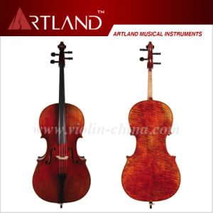 Handmade Solid Wood Cello (ACA500) pictures & photos