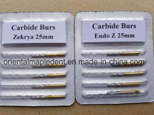 Dental Golden Burs Fg- Zekrya Carbide Burs of Dental Equipment pictures & photos