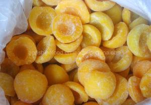 Frozen Yellow Peaches pictures & photos