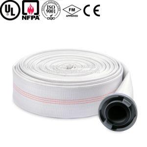 Export-Oriented Canvas Cotton Fire Flexible Water Hose pictures & photos