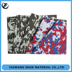 Army Sheets Camouflage EVA Sheet for Shoe Sole with Super Quality pictures & photos