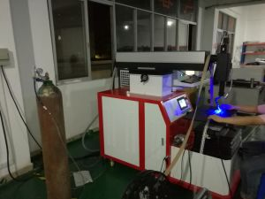 4 Axis Automatic Laser Welding Machine pictures & photos
