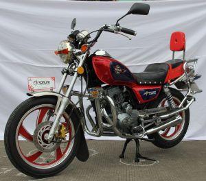 125cc/150cc/250cc EEC Double Mufflers Motorbike/Motorcycle (SL125-C2) pictures & photos