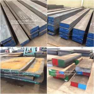 1.2312 P20 + S Plastic Mould Steel Alloy Steel flat bar pictures & photos