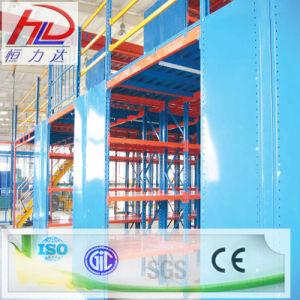 Customized Rack Heavy Steelmezzanine Racking pictures & photos