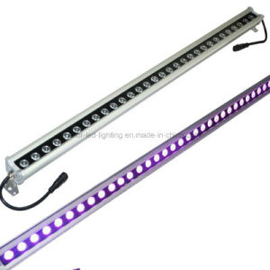 DMX512 LED Wall Washer 24VDC Ultra Slim pictures & photos