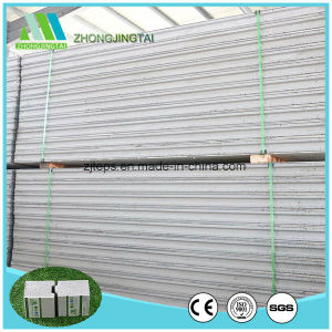 High Quality EPS Cement Sandwich Panel for Interior/Exterior/Partiton Wall pictures & photos