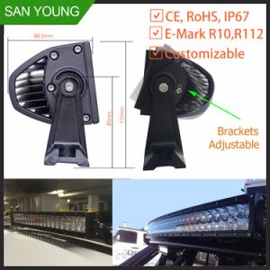 72W Marine LED Light Bar for Boat SUV Jeep Truck Driving pictures & photos