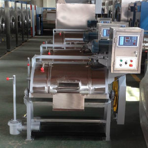 Semi Automatic Washing Machine Used in Clothes Jeans Factory (GX) pictures & photos