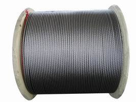 AISI304/316 Stainless Steel Wire Rope