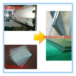 Strong Function Jiahua Virgin Resin PVB Film for Glass Production with Ce Certificate pictures & photos