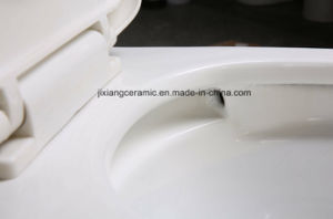 Ceramic Wc One-Piece Super Siphonic Tolet with Saso/Ce pictures & photos