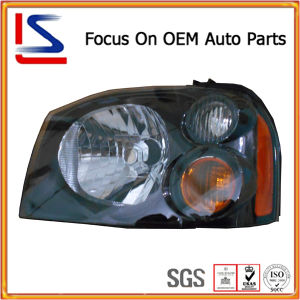 Black Head Lamp for Pick-up 720 Roniz ′02-′04/Frontier ′02-′05 pictures & photos