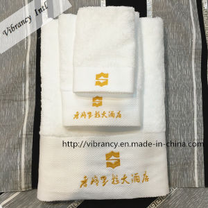 Wholesale High Quality 100% Cotton Bath Towel Hotel Towel 5 Star Hotel Bath Towel pictures & photos