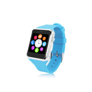 Unique Cool Design Waterproof Silicon Smart Watch pictures & photos