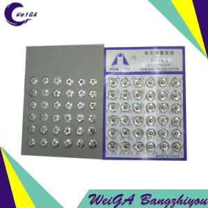 High Quality Hua Tai Press Buttons 13mm pictures & photos