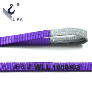 100% High Tenacity Polyester Lifting Sling pictures & photos