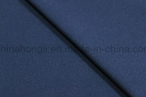 C/N Blended Yarn Fabric, Twill, for Casual Garment, 174GSM pictures & photos