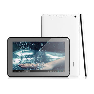 10.1 Inch Android 4.4 Tablet PC with A33 Quad Core CPU, 1GB RAM