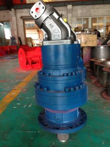 Rexroth Gft Series Final Drive Gearbox Gft110t3 Series pictures & photos