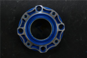 Die Casting CNC Connecting Cover Flange