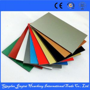 Aluminum Composite Panel with PVDF Paint in Different Color pictures & photos