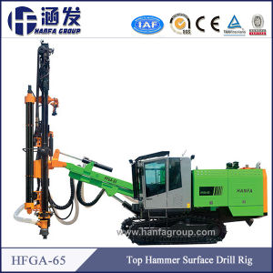 Hfga-65 Surface China Top Hammer Hydraulic DTH Rock Drilling Rig pictures & photos