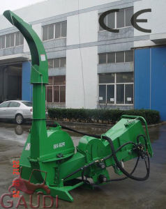 CE Approved Bx92r Wood Chipper (hydraulic feeding roller) pictures & photos