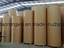 PE Coated Kraft Paper for Soup Bowl, Salad Cup, pictures & photos