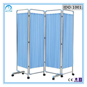 Stainless Steel Folding Screen Room Divider pictures & photos