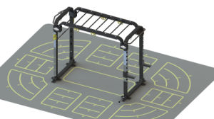 Commercial Fitness Equipment 360 Functional Trainer (360F) pictures & photos