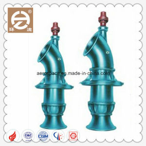 Mixed Flow Electric Water Pump with Impeller pictures & photos