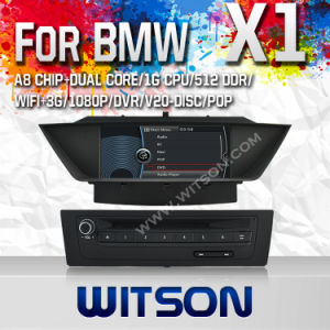 Car Dve Player for BMW X1 512m DDR II ROM (W2-C219) pictures & photos
