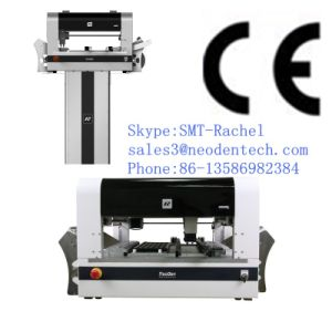 Neoden 4 Auto Rails SMT Pick and Place Machine with Vision System pictures & photos
