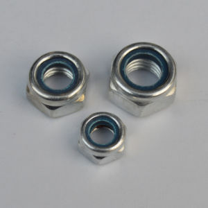 China Good Quality Nylon Lock Nuts Thin pictures & photos