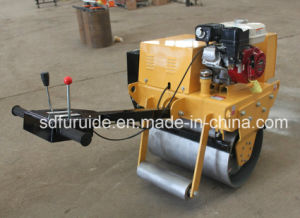Small Soil Compactor Single Drum Vibratory Roller (FYL-600) pictures & photos