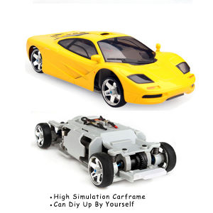 The Sales Promotion Drift RC Car