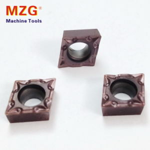 CNC Turning Lathe Tungsten Cemented Carbide Indexable Insert (CCGT) pictures & photos