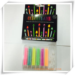 Promotional Colorful Candle for Promotion Gift (PF11008) pictures & photos