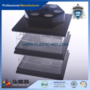 Waterproof Cube Acrylic New Products Display Boxes / Cases pictures & photos