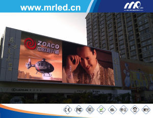 P16 HD Giant Outdoor LED Display for Advertising pictures & photos