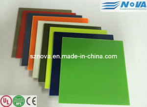 Multi-Colored G10 Laminate for Surfboard Fins pictures & photos