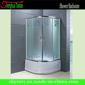 Hot Quadrant Sliding Bubble Glass Shower Door (541) pictures & photos