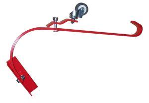 Powder Coating Steel Wheel Ladder Hook pictures & photos