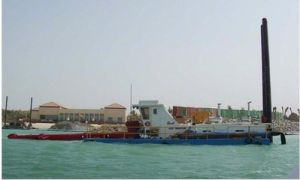 Cutter Suction Dredger Vessel for Mining Sand or Mud