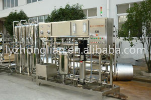 2000L/H Small RO Water Treatment System pictures & photos