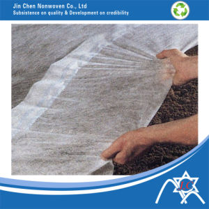 PP Spunbond Non Woven Fabric for Landscape Cover pictures & photos