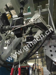 Plastic Extrusion Machinery Used Screen Change Filter-Plate Type Hydraulic Screen Changer pictures & photos